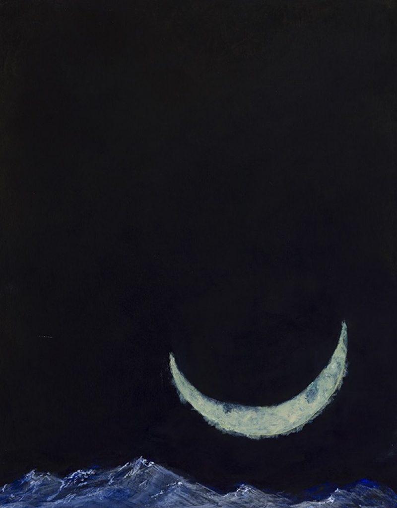 Renversé de lune - VENDU